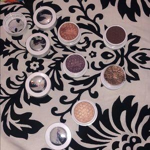 Colorpop eyeshadows